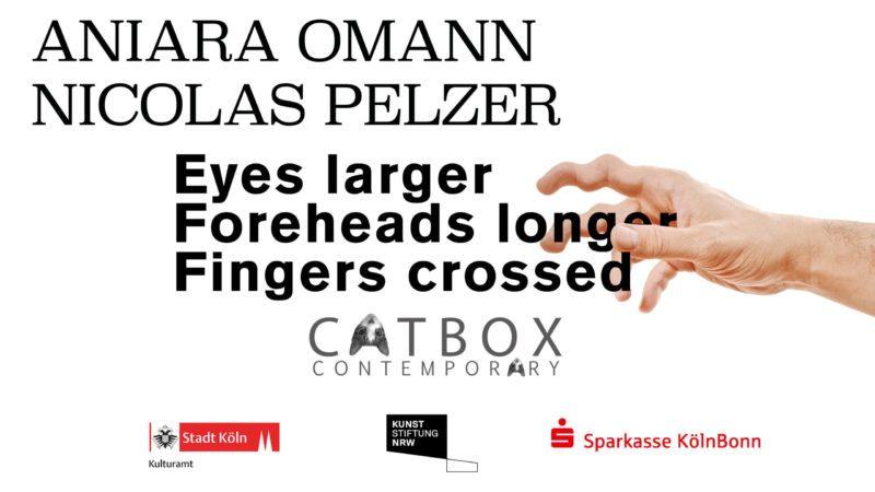 Poster Aniara Omann Nicolas Pelzer CATBOX CONTEMPORARY