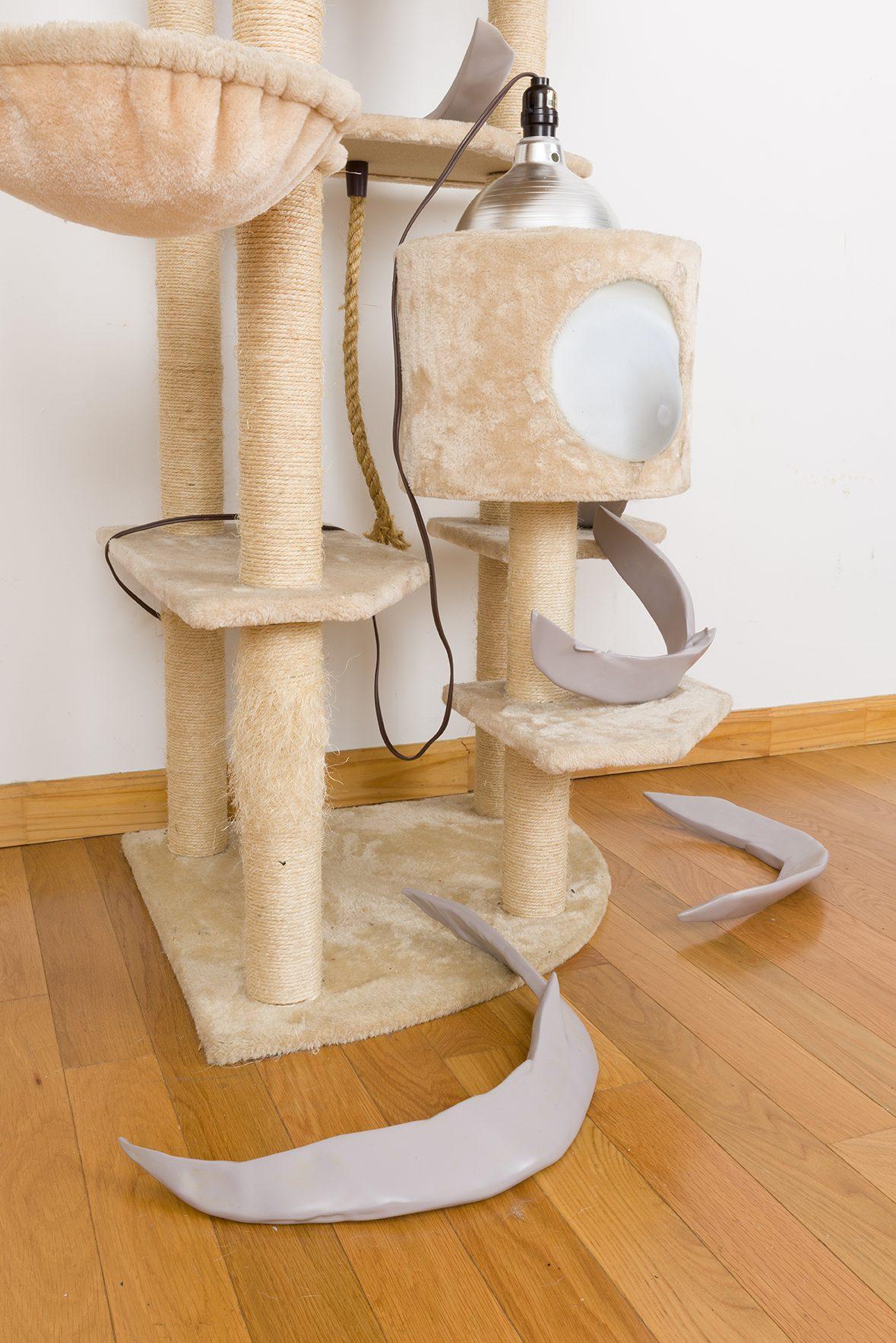 Aniara Omann & Nicolas Pelzer @ Catbox Contemporary